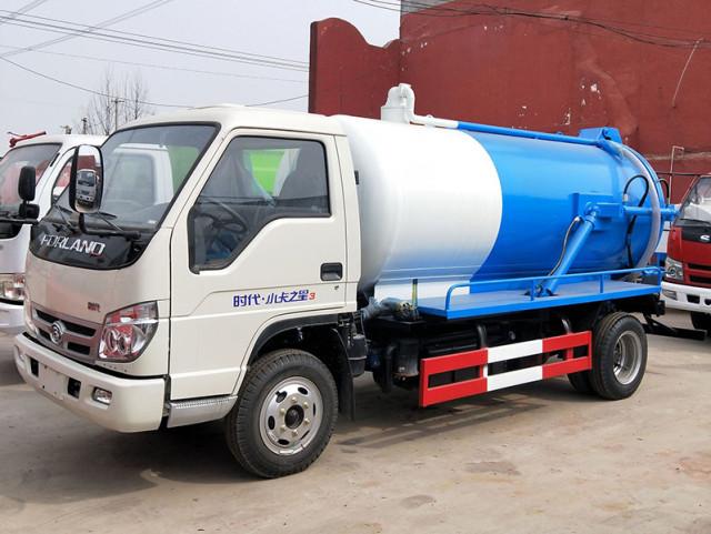 新疆吸污车